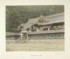 Nikko Toh-sho-gu in 1880s