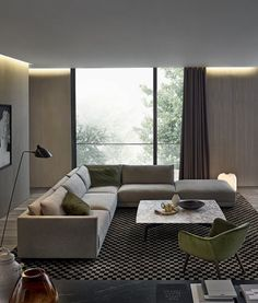 Beautiful and comfort modern corner sofa for living room Home And Living, Room Design, Interior Design, House Interior, Living Room Sofa, Corner Sofa Living Room, Sectional Sofa, Corner Sofa, Sofa Design