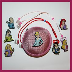 Princesses personalised hearing aid package