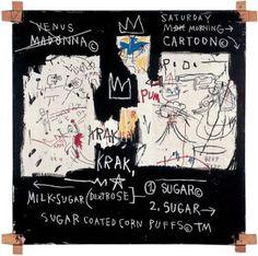 Panel of Experts, 1982 Jean-Michel Basquiat