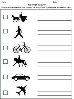 these worksheets on transport and communication provide a good overview on these 2 topics for. Black Bedroom Furniture Sets. Home Design Ideas
