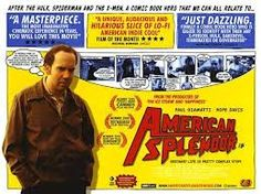"American Splendor (2003) ""Ain't That Peculiar"" by Chocolate Genius is sublime. Harvey Pekar's story inspires me every day - one is no less an artist because he works a day job. In this Lady Gaga/Nicki Manaj overblown, over-the-top, over-everything culture, it's nice for those of us artists living everyday life in khaki pants to have a little validation. Harvey Pekar is my hero."