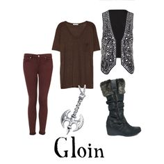 The Hobbit  Gloin  Fictitious Fashion