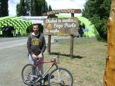Bicicleteando por el sur Argentino!!!