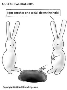 evil bunnies, nullnowledge