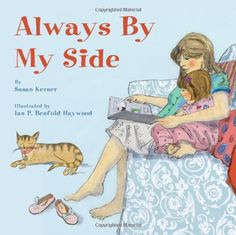 Always By My Side is a comforting, rhyming story written to help children understand that a father's love is forever, even if they grow up without his presence in their lives. This beautifully illustrated book conveys the heart-warming message to children that even though a father is not in their lives, he is still part of them.