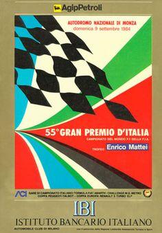 Italian Grand Prix / Autodromo di Monza / 1984