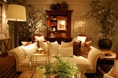 Chic Soiree and Spring at Ralph Lauren