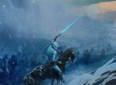 Others Army for Game of thrones Eddard Stark, Arya Stark, High Fantasy, Fantasy Art, Game Of Thrones Artwork, Medieval, Fanart, Pop Culture Art, Jaime Lannister