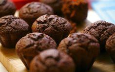 Шоколадные маффины | Худей вкусно
