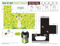 Blog_Paper_Toy_papertoys_TrickOrTreat_Freckles_template_preview