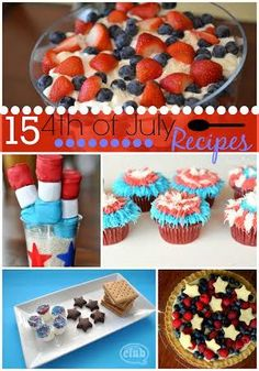 15 4th of July Recipes