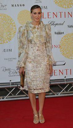 Sarah Jessica Parker in Valentino