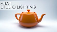 Studio Lighting in Vray - Max A short tutorial on how to setup a basic lighting scene with Vray inside of Max 2014 Check the . Autocad, 3d Max Tutorial, Vray Tutorials, Maya, Studio Lighting Setups, 3d Max Vray, Shorts Tutorial, Ambient Occlusion, 3d Studio