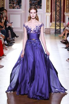 Best Gowns From Couture Fashion Week | POPSUGAR Fashion