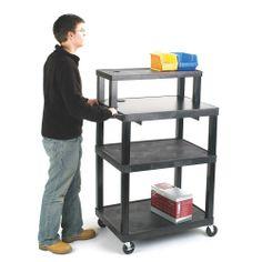 Large Shelf Trolleys