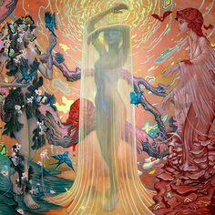 45 Ideas trippy art painting beauty for 2019 Psychedelic Art, Art Plastique, Aesthetic Art, Oeuvre D'art, Art Inspo, Amazing Art, Art Reference, Character Art, Fantasy Art