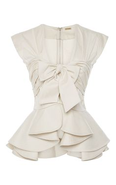 Salina Top by JOHANNA ORTIZ for Preorder on Moda Operandi