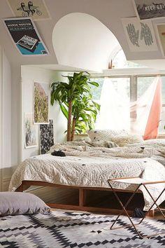 Dreamy sleeping nook