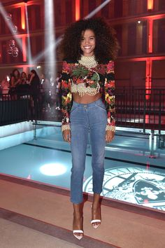 Biggest Trends In Women S Fashion Product 2 Piece Outfits, Cute Outfits, Afro, Tina Kunakey, Boho Fashion, Womens Fashion, Paris Fashion, Business Attire, Balmain