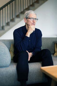 独占インタビュー Apple CEO ティムクック氏が語るファッションとショッピングの未来