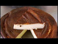 Tarta de queso fácil, la mas fácil del mundo - Cocina familiar