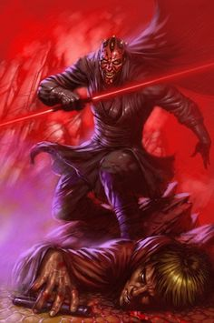 Maul and the Fall of the Jedi