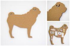 Get Cork Home - Pug Board