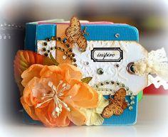 Scrapperlicious: Mini Inspire Book by Irene Tan