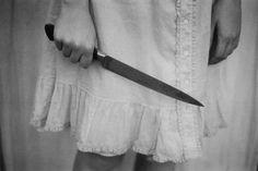 knife | by kaye blegvad