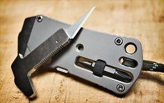 Wrex Titanium Pocket Wrench | Uncrate