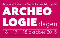 Gemeente Heemskerk Archeologiebeleid en Archeodagen Utrecht, Holland, Calm, Logos, The Nederlands, Logo, The Netherlands, Netherlands
