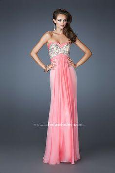 La Femme 18733 #LaFemme #gown #cocktail #elegant many #colors #love #fashion #2014