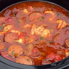 Slow Cooker Keto Gumbo is not only fast and easy to make, it's delicious! Leana Rinehart rinehartleana crockpot recipes for two Slow Cooker Keto Gumbo is not only fast and easy to make, it's delicious! Simply throw all the ingredients - min Keto Crockpot Recipes, Cooker Recipes, Diet Recipes, Recipes Dinner, Lunch Recipes, Smoked Sausage Recipes, Hamburger Recipes, Barbecue Recipes, Meatloaf Recipes
