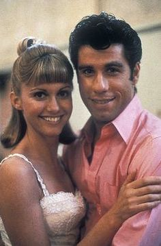 Sandy's good girl beauty in Grease and more of the best prom beauty moments in film for this week's Throwback Thursday!