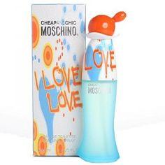 Moschino, I Love Love