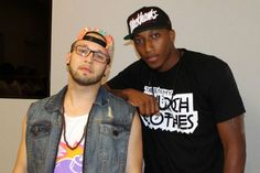 Andy Mineo & Lecrae. Love them both!!