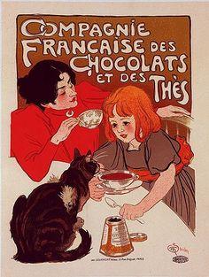 Compagnie française des chocolats et des thés