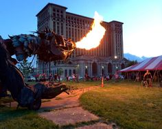 Crash Detroit 2014: Festival of Street Bands and Art   Traverse360.com   Events