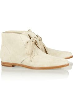 Alexander Wang Elin Suede Ankle Boots