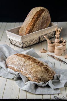 Organic simple bread | Hungry Shots
