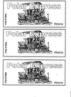 For Polar Express Party