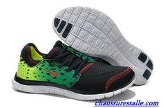 wholesale dealer e7cc2 9366d Vendre Pas Cher Chaussures Nike Free 3.0 Homme H0002 En Ligne. Chaussure  Nike Free,