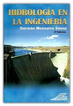Hidrología en la ingeniería  http://www.librosyeditores.com/tiendalemoine/ingenieria-civil/423-hidrologia-en-la-ingenieria.html  Editores y distribuidores