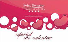 Promoção de São Valentim do Hotel Bienestar Termas de Monção a partir de 69€ PAX   Monção   Escapadelas ®