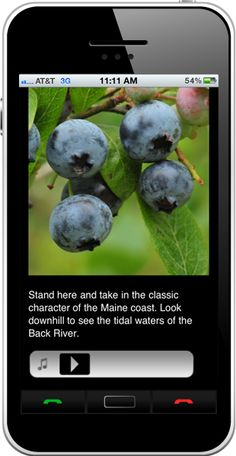 Day trips to Maine are always worth it! This is a great place to check out on a beautiful summer day, the Coastal Maine Botanical Gardens. Check out their app on the Toursphere iTunes page!