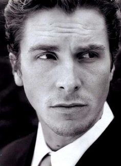 Christian Bale. A GREAT actor that showed he cared about his fans.