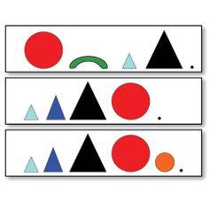 Grammar Symbol Sentence Cards