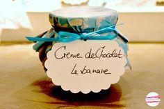 "Marmelade - *""Creme de chocolat le banane""* - ein Designerstück von CinnamonSwirl bei DaWanda"