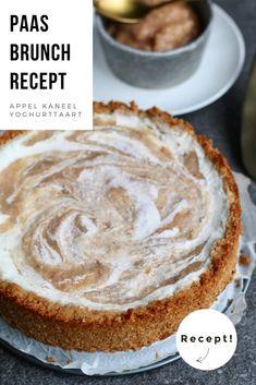 Excellent Apple cinnamon yogurt cake in 2019 Healthy Cake Recipes, Healthy Baking, Sweet Recipes, Baking Recipes, Apfel Snacks, No Bake Desserts, Dessert Recipes, Yogurt Cake, Quiches